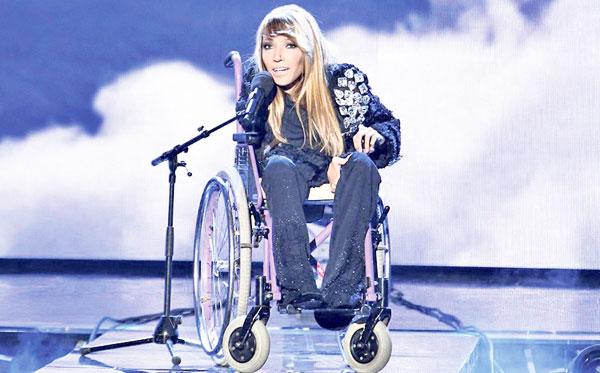 Юлия Самойлова участница от России на Евровидение 2017: фото