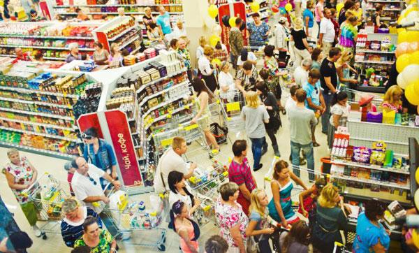 Чиновники хотят запретить гипермаркетам торговать по выходным