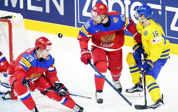 На ЧМ по хоккею 2017 Россия стартовала с победой