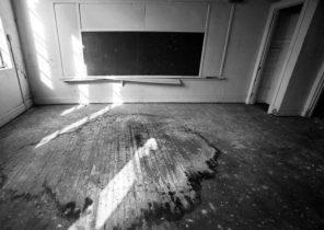 Школа-призрак на Урале