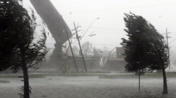 На Урале продлили штормовое предупреждение до 6 июня